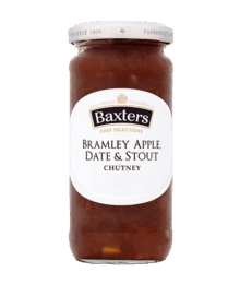 Chef Selections Bramley Apple, Date & Stout Chutney