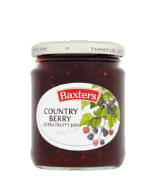Country Berry Extra Fruity Jam