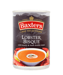 Lobster Bisque with Brandy & Fresh Double Cream