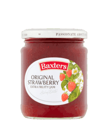 Original Strawberry Extra Fruity Jam
