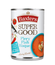 Fiery Fish Bisque