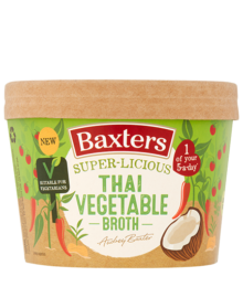 Thai Vegetable Broth