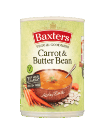 Carrot & Butter Bean