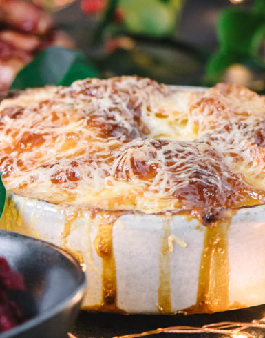 Caramelised Onion Dauphinoise