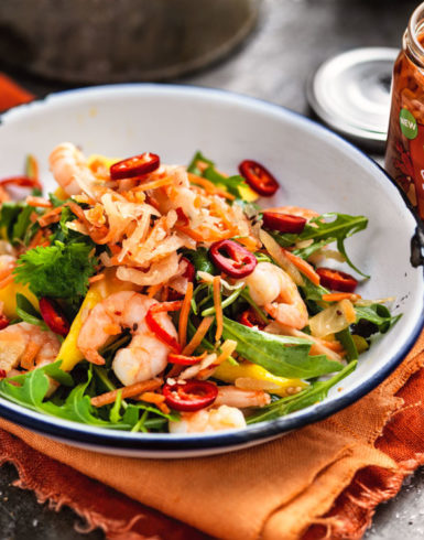 Spicy Slaw Prawn Salad1 Edit