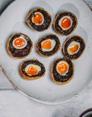 Scotch eggs edit